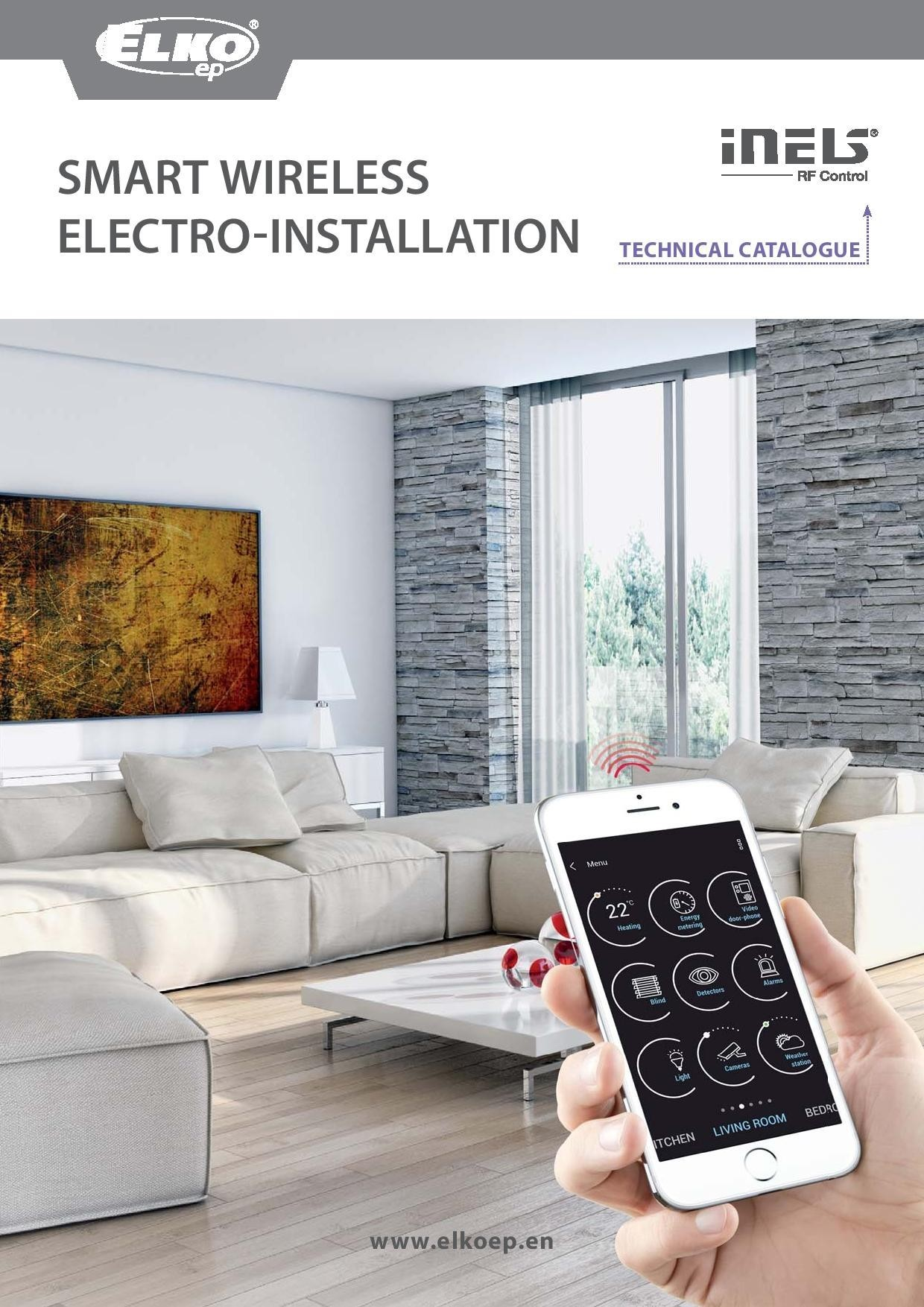 Smart wireless electro-installation preview